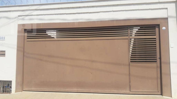 Casa Com 2 Dormitórios Para Alugar, 125 M² Por R$ 1.000,00/mês - Jardim Nova Yorque - Araçatuba/sp - Ca0953