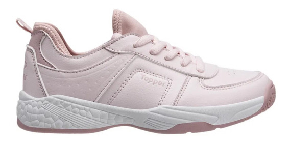 Zapatillas Topper C Tennis Atlas Kids Niña Rs
