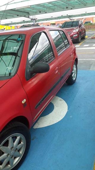 Renault Clio Rte 2003, Placas De Bogotá
