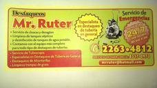 A.destaqueos De Tuberia Mr Ruter 22634812 83170972