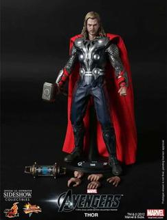 Hot Toys Thor Avengers Nuevo