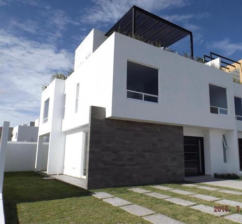 Imagen 1 de 12 de Preciosa Residencia En La Vista Residencial, 3 Recamaras, Ro