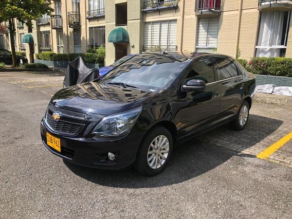 Chevrolet Cobalt Ltz 2016 Única Dueña