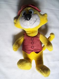 Muñeco De Peluche De Top Cat Don Gato - 1996- H. Barbera