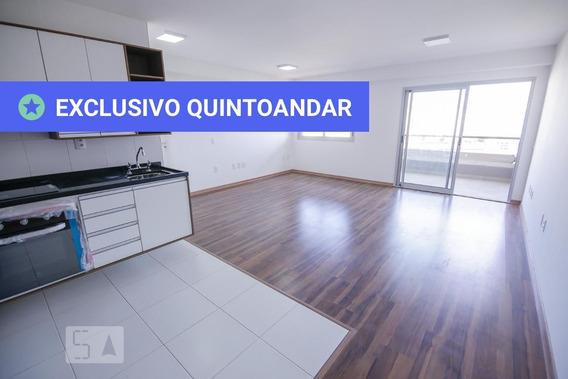 Apartamento No 16º Andar Mobiliado Com 1 Dormitório E 1 Garagem - Id: 892895663 - 195663