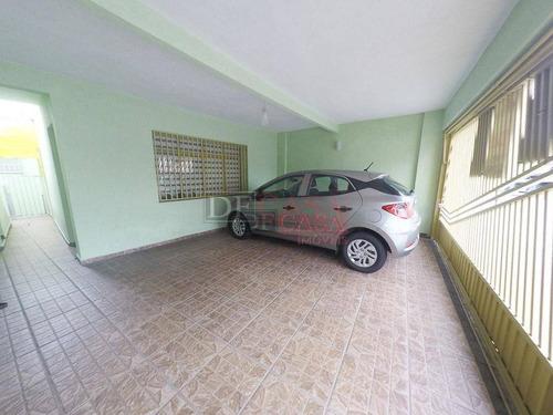 Sobrado Com 3 Dormitórios À Venda, 130 M² Por R$ 599.000,00 - Vila Matilde - São Paulo/sp - So3781