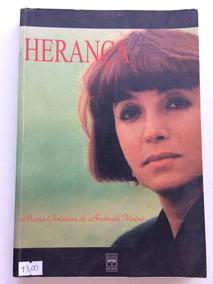 Livro Herança (maria Christina De Andrade Vieira )