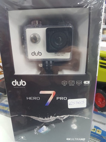 Camera 4k Dub Hero 7 Pro - 2019 Surf Skate Bike Action Cam