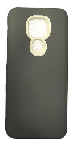 Forro Rígido Liso Motorola Moto E7 Plus + Envío Nacional