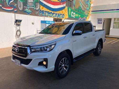 Toyota Hilux 4x4 Aut Full
