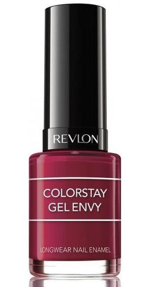 Revlon Esmalte Colorstay Gel Envy #600. Sandra Selma