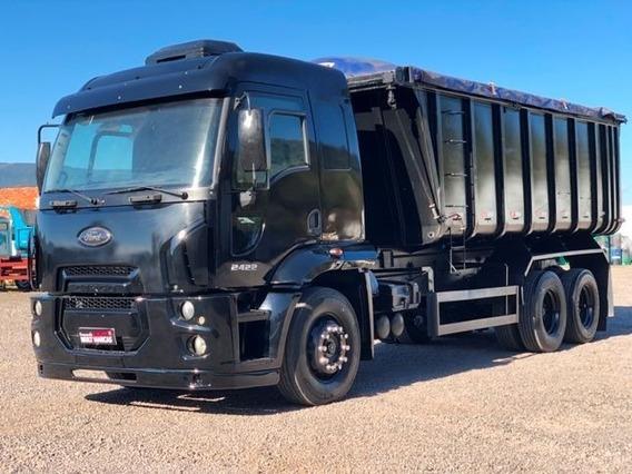 Ford Cargo 2422 - Caçamba De 21 M³