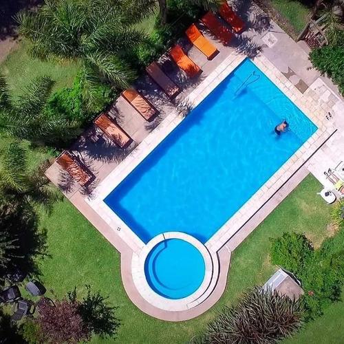 Imagen 1 de 14 de Complejo Turístico Con 10 Bungalows, Pileta Y Parque.