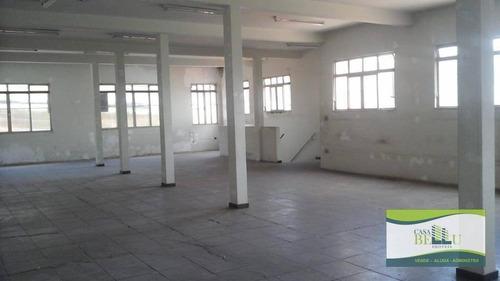 Salão, 900 M² - Venda Por R$ 250.000.000,00 Ou Aluguel Por R$ 7.000,00/mês - Vila Zanela - Franco Da Rocha/sp - Sl0034