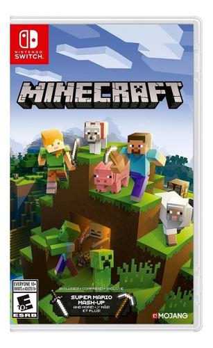 Imagen 1 de 3 de Minecraft  Standard Edition Mojang Nintendo Switch Físico