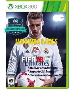 Fifa 18 Xbox 360 Midia Digital Promoção Original