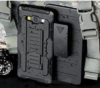 Galaxy E5 Case Cocomii Robot Armor Nuevo Heavy Duty Premium