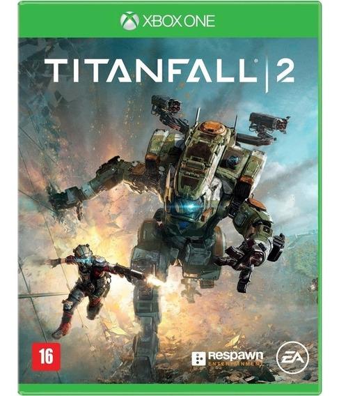 Jogo Titanfall 2 Xbox One Disco Fisico Cd Original Game Novo Lacrado Dublado Nacional Oferta