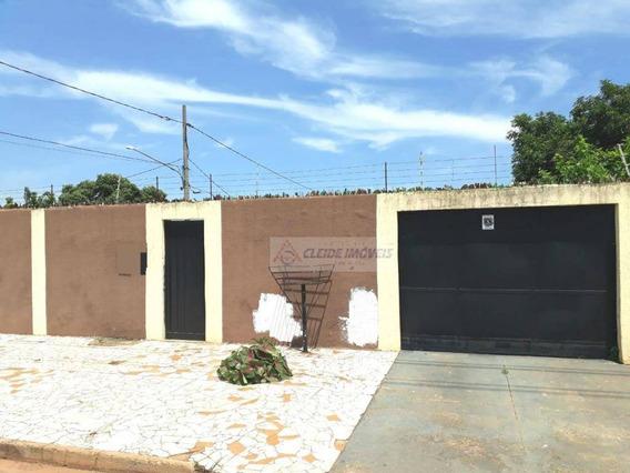 Casa Residencial À Venda, Vila Pirineu, Várzea Grande - Ca0994. - Ca0994