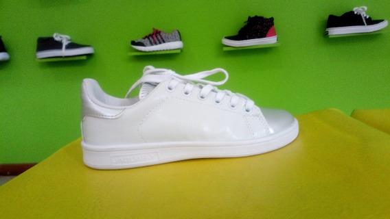 Zapatillas Blancas Jaguar