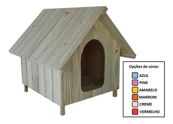 Casa Para Cachorro - Nº1 Com Pintura