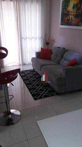 Imagem 1 de 17 de Apartamento Com 2 Dormitórios À Venda, 59 M² Por R$ 500.000,00 - Freguesia Do Ó - São Paulo/sp - Ap1497