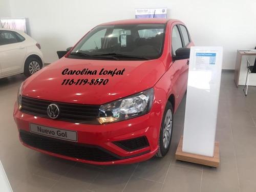 Volkswagen Gol Trend 1.6 Trendline 101cv Contado 0km Cuotas