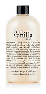 Filosofãa French Vanilla Bean Ice Cream (champãº, Gel D
