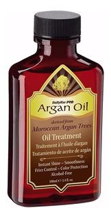 Aceite De Argan Babyliss Puro Botella Tamaño Grande 250 Ml