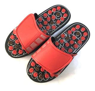 Casa Chinelos Fossip Dot Pé Saúde Massagem Sapatos Magnético