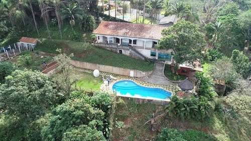 Imagem 1 de 22 de Chácara Para Comprar 5 Dormitórios 2138 M²  Santa Isabel/sp - Ch0020