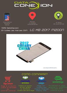 Lg K8 2017 Lgx240dsf Lcd Display Touch
