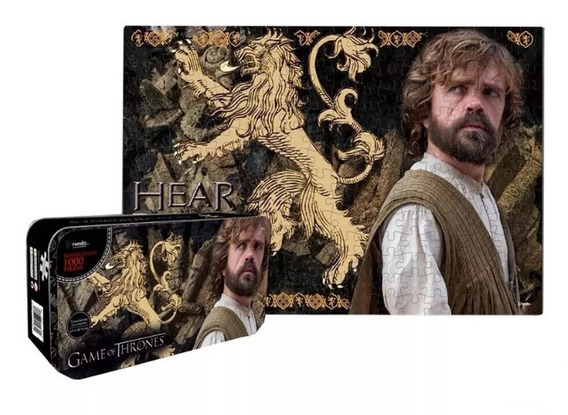Game Of Thrones Rompecabezas De 1000 Pzs - Tyrion Lannister