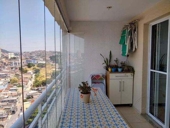 Apartamento Com 4 Dormitórios À Venda, 105 M² Por R$ 615.000,00 - Jardim Tupanci - Barueri/sp - Ap0658