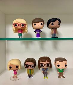 Funko Pop The Big Bang Theory - Set Completo - Raros Origina
