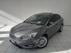Ford Focus 2.0 Titanium Plus Fastback 16v Flex 4p Powershift