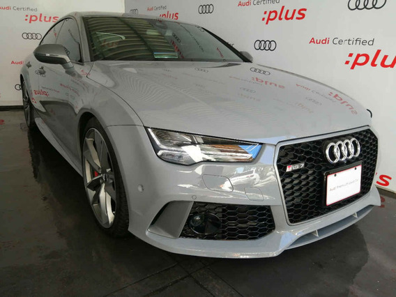 Audi Rs7 5p Performance 4.0 Tfsi 605hp