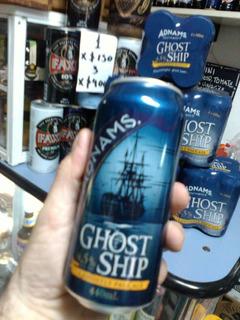 Cerveza Adnams Ghost Ship Importa Inglaterra Rer X Ferro