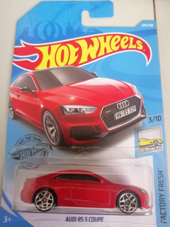 Hot Wheels Audi Rs 5 Coupe Factory Fresh 3/10