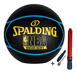 Pelota Basquet Spalding Original Nba N7 Tamaño Peso Oficial