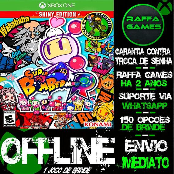 Super Bomberman R Xbox One Offline + Brinde