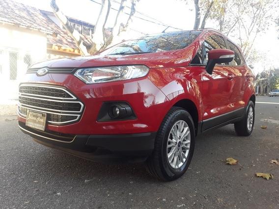 Ford Ecosport Se Nafta 1.6 Año 2015