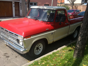 Ford F-100 Deluxe 1977