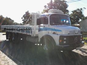 Mb 1118 Lindo Impecável Rossatto Caminhões
