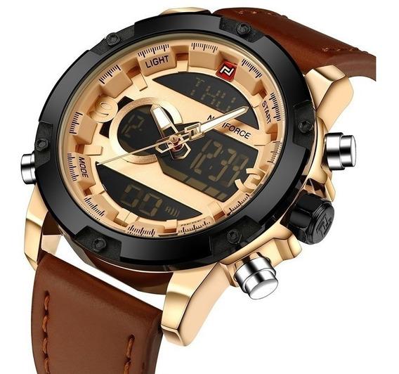 Relógio Masculino Naviforce 9097 Esportivo Luxo Original