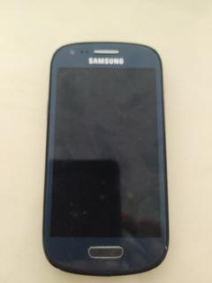Samsung Mini S3 Para Repuesto 3/4 Funciona Con Mica Nueva