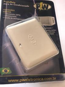 Prote Raio Ar Condicionado Com Disjuntor Eletrônico - Bivolt