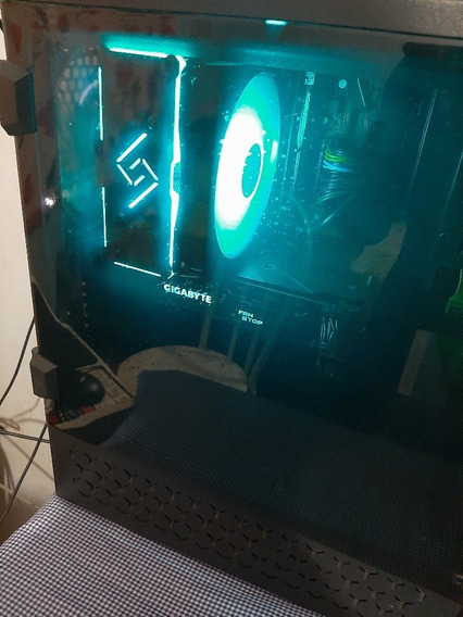 Pc Gamer Core I3 8°geraçao+rx580 4gb+ 12 Gb De Ram