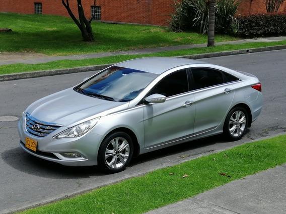 Hyundai I45 Sonata Gls - 2011 2.4 At Aa Ab 59mil Km