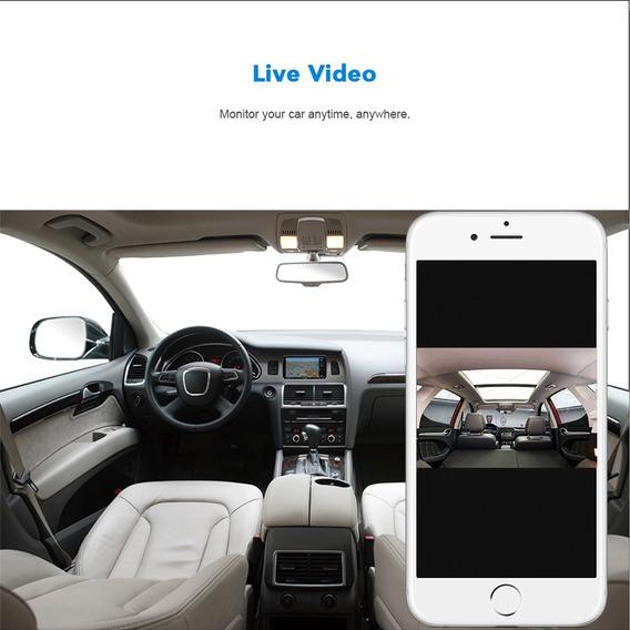 Rastreador Gps Com 02 Cameras Ao Vivo. Veja O Carro Ao Vivo.
